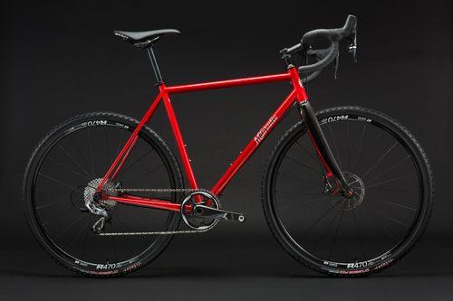 Milwaukee Bicycle Co. Mettle Cyclocross Frameset (Plus)
