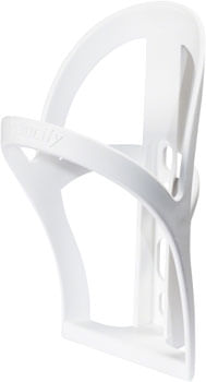 Velocity Bottle Trap Water Bottle Cage - White