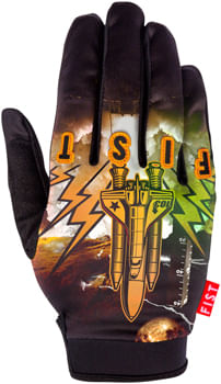 Fist Handwear Corey Creed Launch Gloves - Multi-Color, Full Finger, Medium