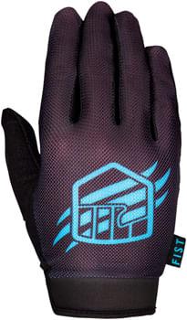 Fist Handwear Breezer Hot Weather Gloves - Multi-Color, Full Finger, Medium