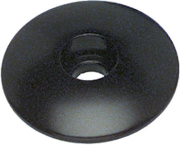"Problem Solvers Top Cap for Alloy / Chromoly Steerers 1"" Black"