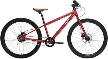 """Cleary Bikes Meerkat 24"""" Complete Bike - Red"""