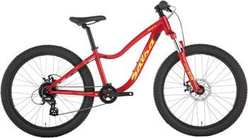 Salsa Timberjack 24 Sus Bike Red