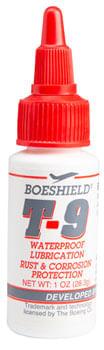 Boeshield T9 Bike Chain Lube - 1 fl oz, Drip