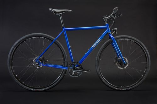 Milwaukee Bicycle Co. Beltline Belt Drive Frameset