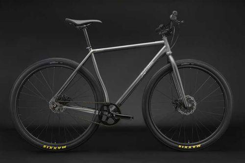 Milwaukee Bicycle Co. Bruiser 2 Frameset