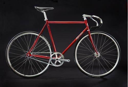 Milwaukee Bicycle Co. Cream City Track Frameset