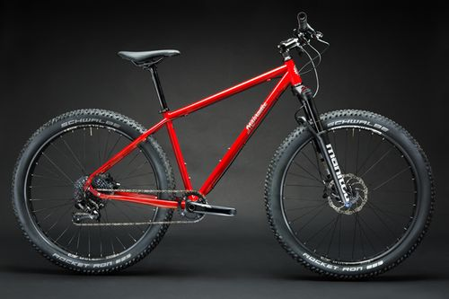 Milwaukee Bicycle Co. Gravy 27.5 Plus Frameset