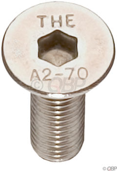 M5 x 16.0mm Bolt for SPD Cleats: Bag/ 10