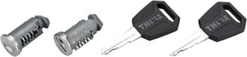 Thule 450200 One-Key Lock System 2 Pack
