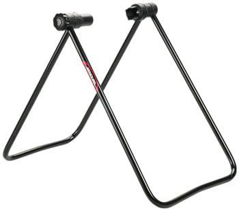 Minoura DS-30 Folding Rear Hub Bike Stand: Black