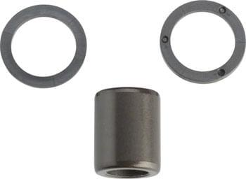 "FOX 3-Piece Aluminum Hardware Kit 8mm x 0.620""/ 15.75mm"