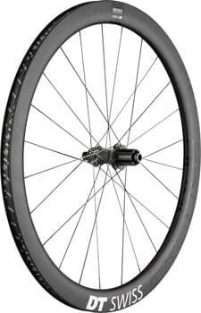 DT Swiss ERC 1400 Spline Rear Wheel - 700, 12 x 142mm/QR x 135mm, 6-Bolt/Center-Lock, HG 11, Black