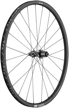 DT Swiss CRC 1400 Spline Rear Wheel - 700, 12 x 142mm, Center-Lock, HG 11, Black