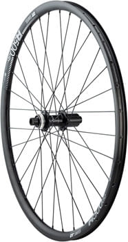 Quality Wheels RS505/DT R500 Disc Rear Wheel - 650b, 12 x 142mm, Center-Lock, HG 11, Black