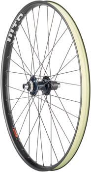 """Quality Wheels SLX/WTB ST Light i29 Rear Wheel - 27.5"""", 12 x 157mm Super Boost,Center-Lock, Micro Spline, Black"""