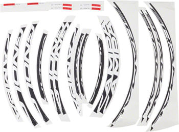 Campagnolo Shamal Ultra 2-way Fit Label Kit 2012