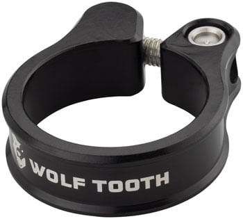 Wolf Tooth Seatpost Clamp 29.8mm Black