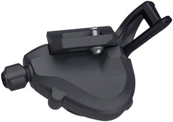 Shimano Deore SL-M5100-L Left Shift Lever - 2x, RapidFire Plus, Black