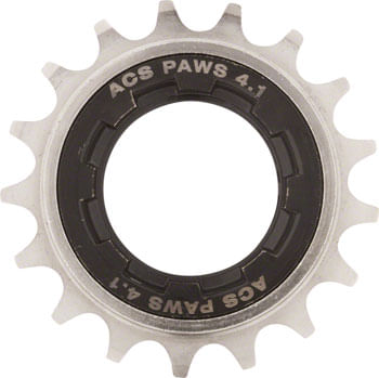 ACS PAWS 4.1 Freewheel - 17t, Nickel