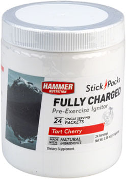 Hammer Fully Charged: Tart Cherry, 24 single serving packets