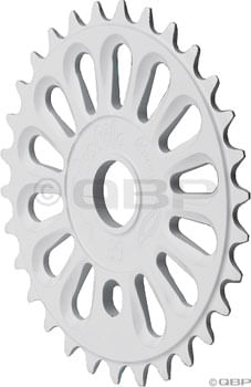 Profile Racing Imperial Sprocket, 44t White