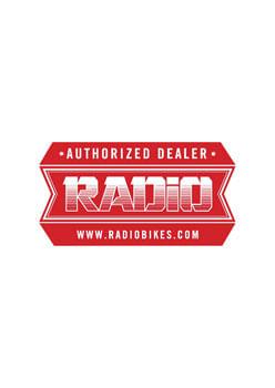 Radio Authorized Dealer Sticker