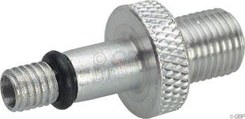 Problem Solvers SID Pump Adaptor: Fits 1999 and 2000 RockShox