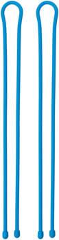 "Nite Ize Gear Tie Reusable Rubber Twist Tie -  32"", 2 Pack, Bright Blue"