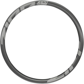 Zipp Speed Weaponry 202 Firecrest Carbon Rim - 700, Disc Brake, Matte Carbon, 24H, Front/Rear