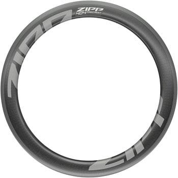 Zipp Speed Weaponry 404 Firecrest Carbon Rim - 700, Rim Brake, Matte Carbon, 18H, Front