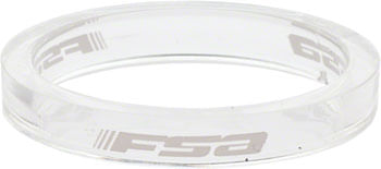 FSA PolyCarbonate 5MM Spacer Bag/10 Transparent