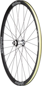 Quality Wheels Shimano Ultegra/Vision Trimax Front Wheel - 700, 12 x 100mm, Center-Lock