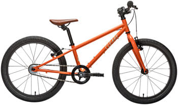 "Cleary Bikes Owl 20"" Single Speed Complete Bike Very Orange"