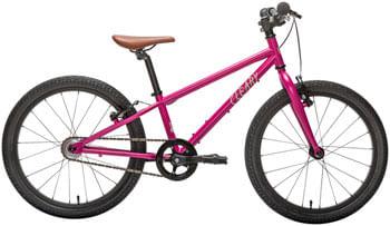 "Cleary Bikes Owl 20"" Single Speed Complete Bike Sorta Pink"