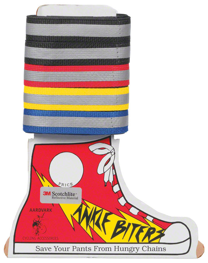 Aardvark-Ankle-Biters-Reflective-legbands-Assorted-colors-Cd-25-LB9995-5