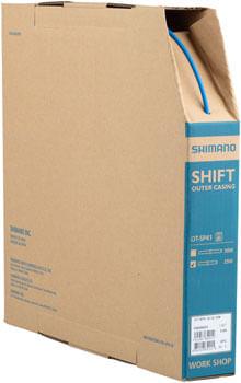 Shimano OT-SP41 Derailleur Housing - 25m, Blue
