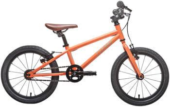 """Cleary Bikes Hedgehog 16"""" Single Speed Complete Bike Very Orange"""