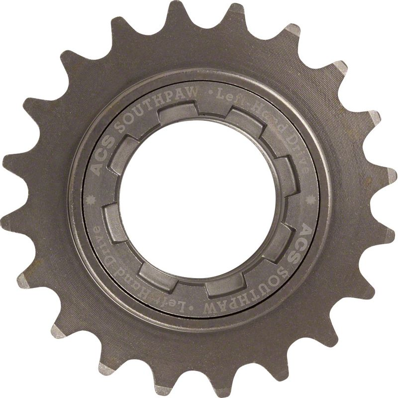 ACS-Southpaw-Freewheel---20t-Gun-Metal-For-Left-Hand-Drive-FW1246-5