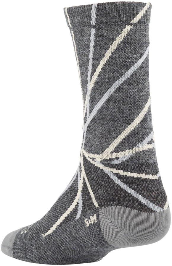 All-City-Damn-Fine-Sock---5-inch-Charcoal-Khaki-Sage-Green-Smallall-Medium-SK0380-5
