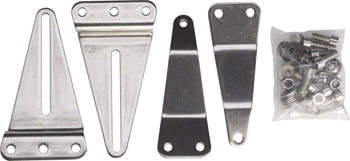 Surly Front Rack Plate Kit #1 Pavement Bikes