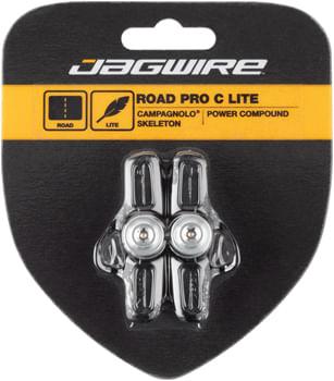 Jagwire Road Pro C Brake Pads Campagnolo Skeleton Black