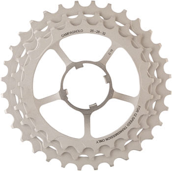 Campagnolo 12-Speed 25, 28, 32 Sprocket Carrier Assembly for 11-32 Cassettes