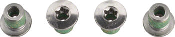Shimano XT FC-M8000, SLX FC-M7000 Inner Chainring Bolt Set of 4