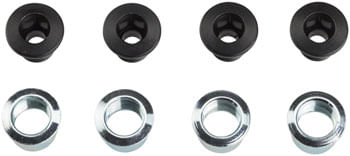 Shimano Deore FC-M6000 Middle/Outer Chainring Bolts Set of 8 for 3x Crankset