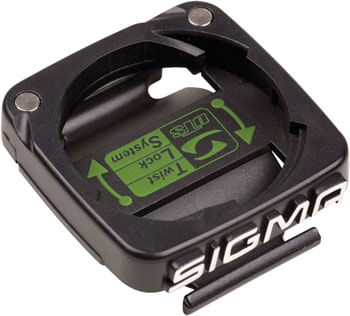Sigma Handlebar/ Stem Mount for DTS/ STS wireless computers using a CR2032 battery