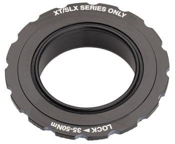 Shimano XT FC-M8100 Crank Lock Ring and Washer