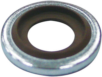 Jagwire Mountain Sport Hydraulic Disc Brake M6 Oil Seal, Bag of 20