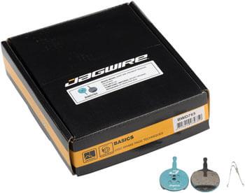 Jagwire Sport Organic Disc Brake Pads for Avid BB5, Promax Render, Decipher