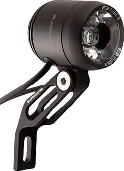 Supernova E3 Pure 3 Dynamo Headlight: Black